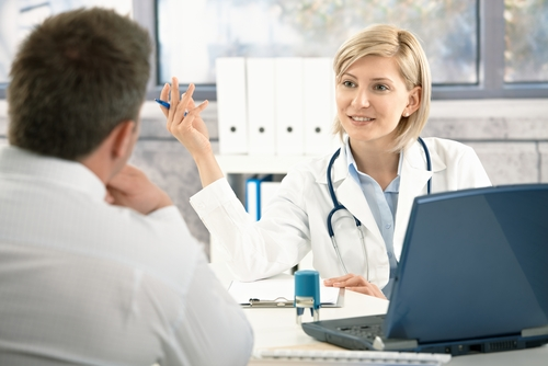 Doctor Disability Get Checked For Hepatitis C