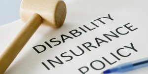 Disability Insurance and Medical Specialties being reviewed.