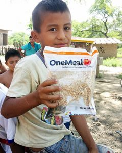 Outreach is helping feed the poor.
