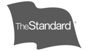 The Standard company logo